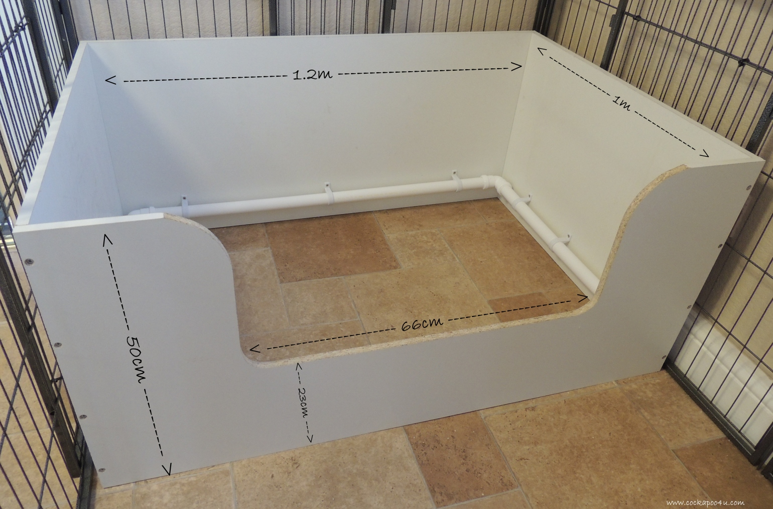 Whelping Box Measurements