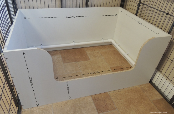 Whelping Box Measurements